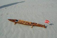 I 2002 byggede Knud Mortensen LilleSUS. Den er en tro kopi af - TUN!