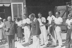 1949:  Frederik Nielsen efterdåb af PUK.  Den første PUK undslap i 1943 til Sverige med flygtninge.