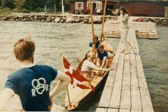 Ved en fast bro skal der rejses årer (1970)