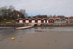 I 2009 var der gravet rende, men ikke noget vand i Øresund.