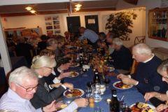 Nystegt and serveres Mortens Aften uanset ugedag (2014)