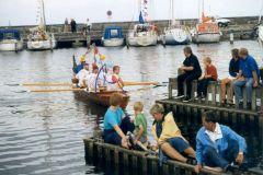 Havnens 25 års jubilæum i 1999 med ekstra show