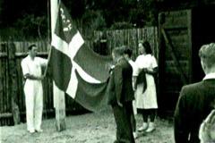 Standerhejsning 1953