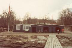 Det nu blå klubhus 1977