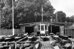 Hele bådparken inden 1953